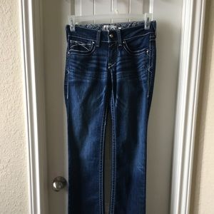 Ariat REAL denim bootcut jeans 26L